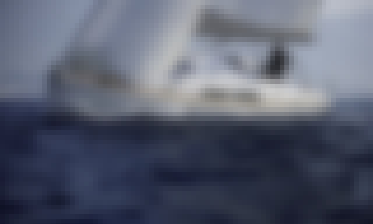 "40ft ""Marsala"" Hanse Cruising Monohull Charter in Valencia, Spain"