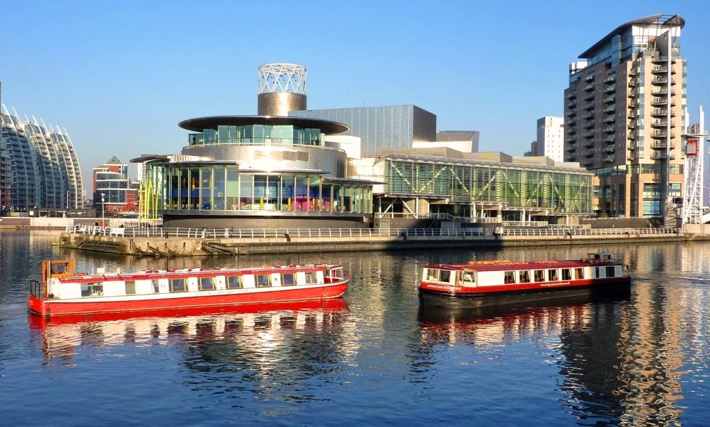 Canal Boat Hire in Manchester