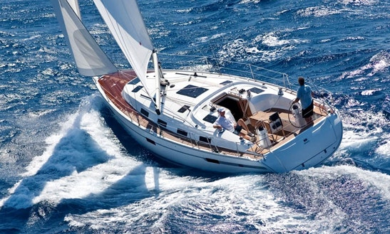 'why Not 8' Bavaria 40 Cruiser Charter In Imola
