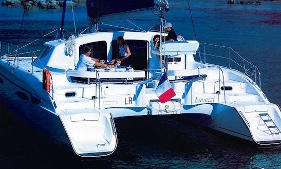Charter Lavezzi 40 Catamaran In La Rochelle