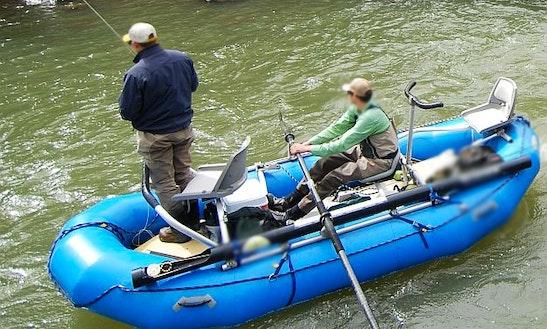 Water Float Fishing Trip In Steamboat Springs
