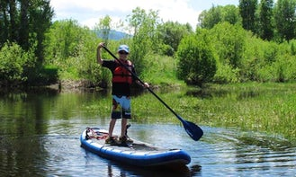 Stand Up Paddleboard Rental In Steamboat Springs