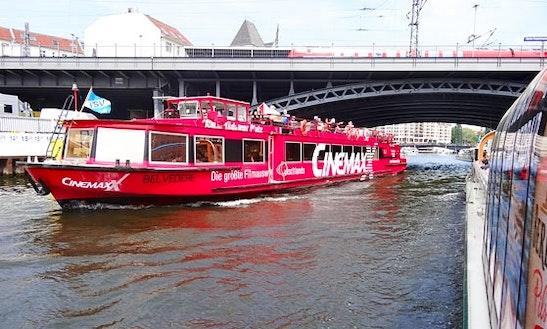 Canal Boat Charter In Berlin, Germany
