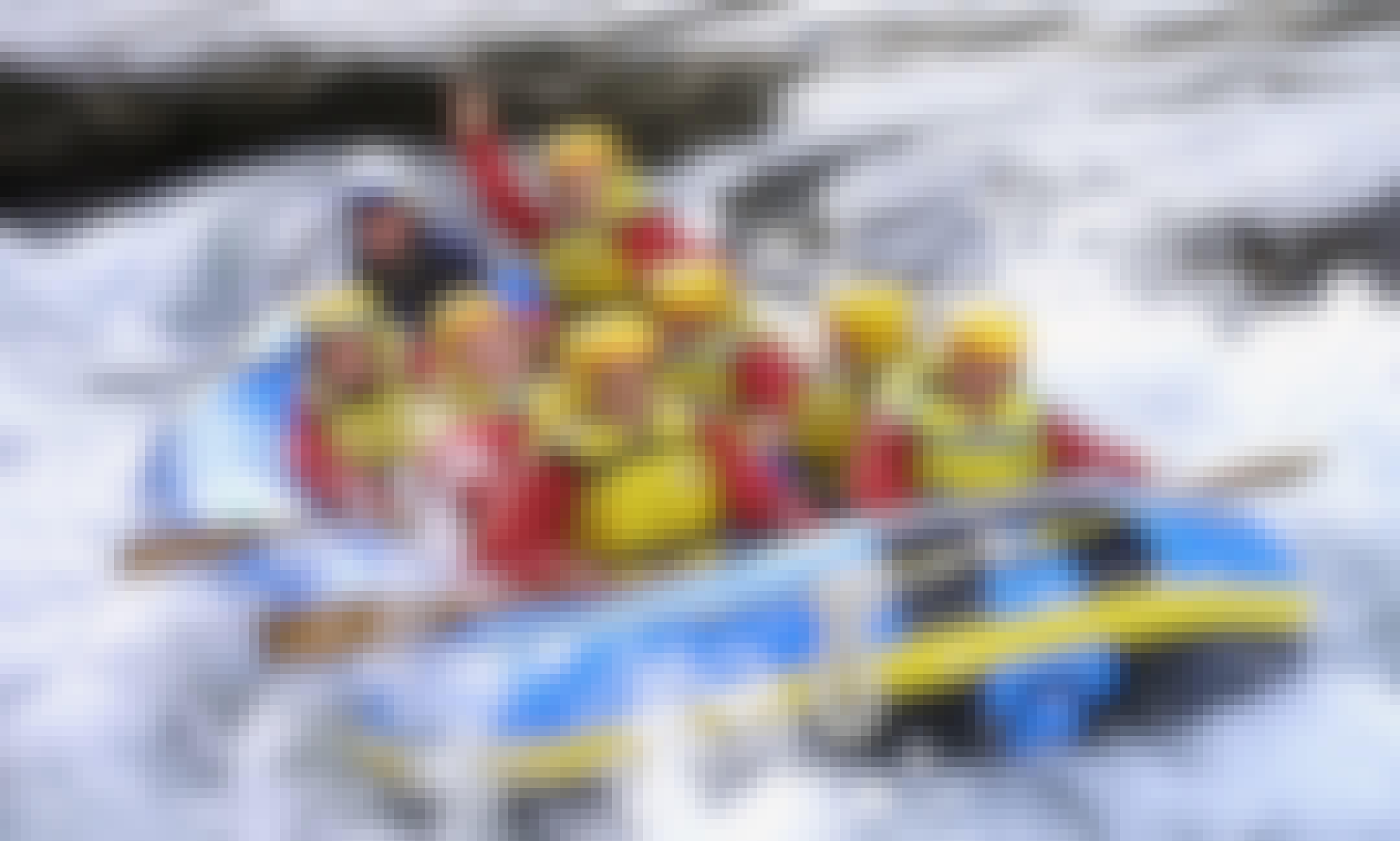 White Water Rafting (Grade 3-5)