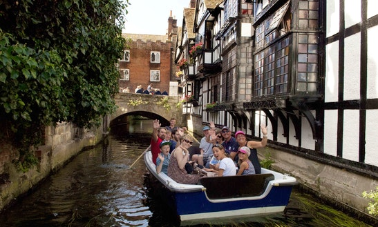 Row Boat Rental In Canterbury