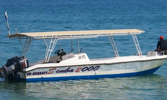 'scuba 2000 Two' Boat Diving Trips & Courses In Al Badiyah