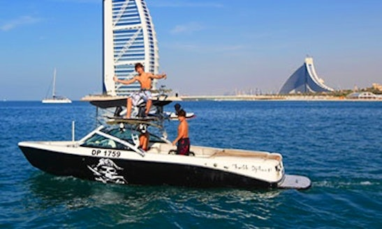 Boat Sightseeing Tours In Dubai, United Arab Emirates