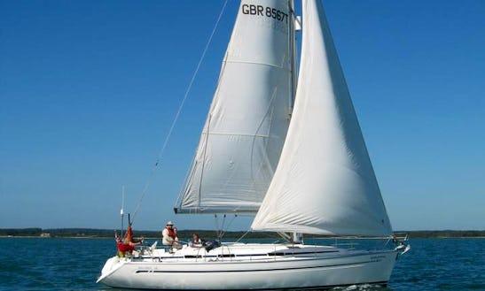 Cruising Monohull Rental And Charter In Lymington, United Kingdom