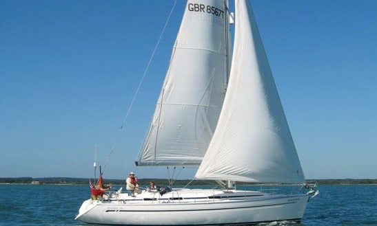 Cruising Monohull Rental & Charter In Lymington, United Kingdom