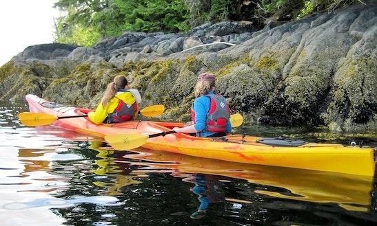 Kayak Rental In Kongens Lyngby, Denmark