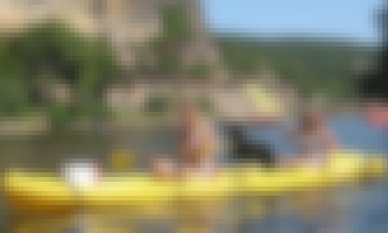Kayak Tour In Vitrac