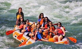 Rafting Trips in Maupin, Oregon