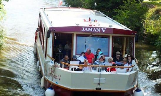 Boat Cruise In Dinan