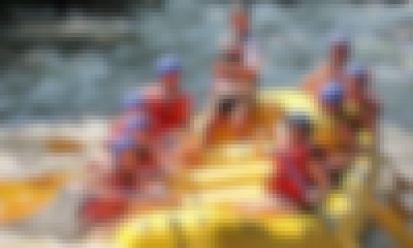 Phuket White Water Rafting