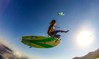 Kite Surfing Lesson In Panama City