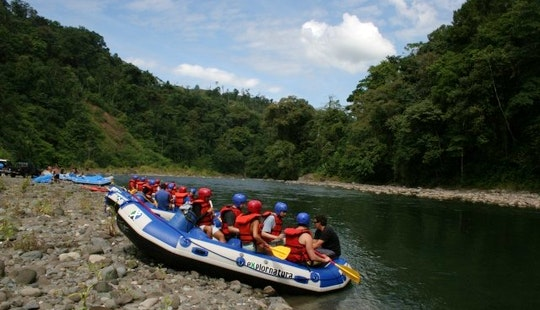 Raft Rental In Turrialba