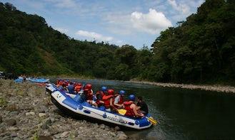 Raft Rental in Turrialba