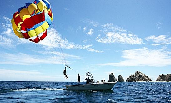 Paragliding Bowrider In Kuta
