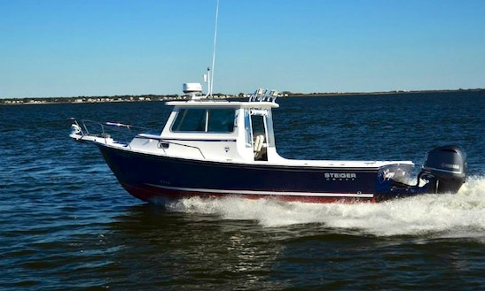 Enjoy Fishing In Salisbury, Massachusetts With Captain John
