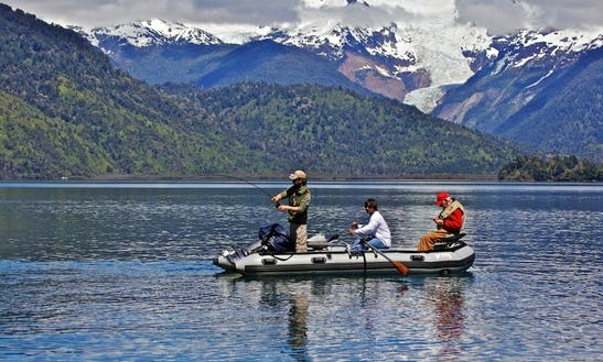 Come Fishing With Us In Chaitén