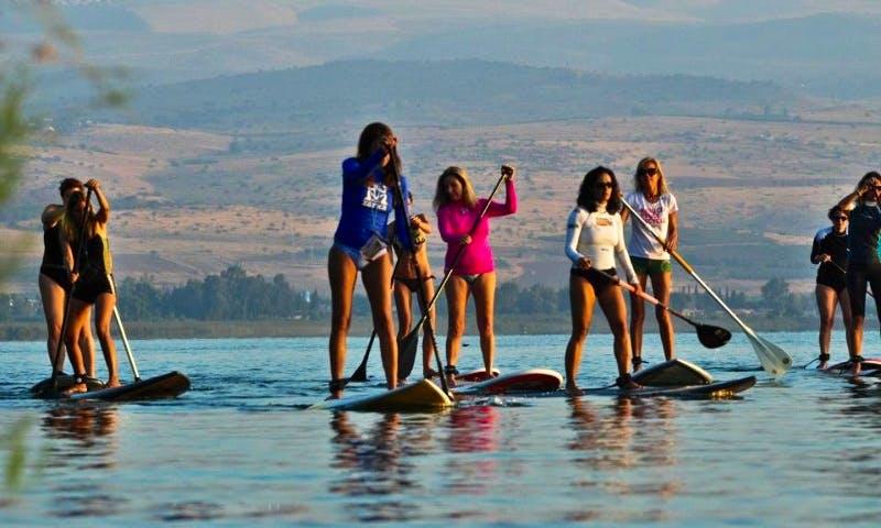 Stand Up Paddleboard Rental in Tel Aviv-Yafo