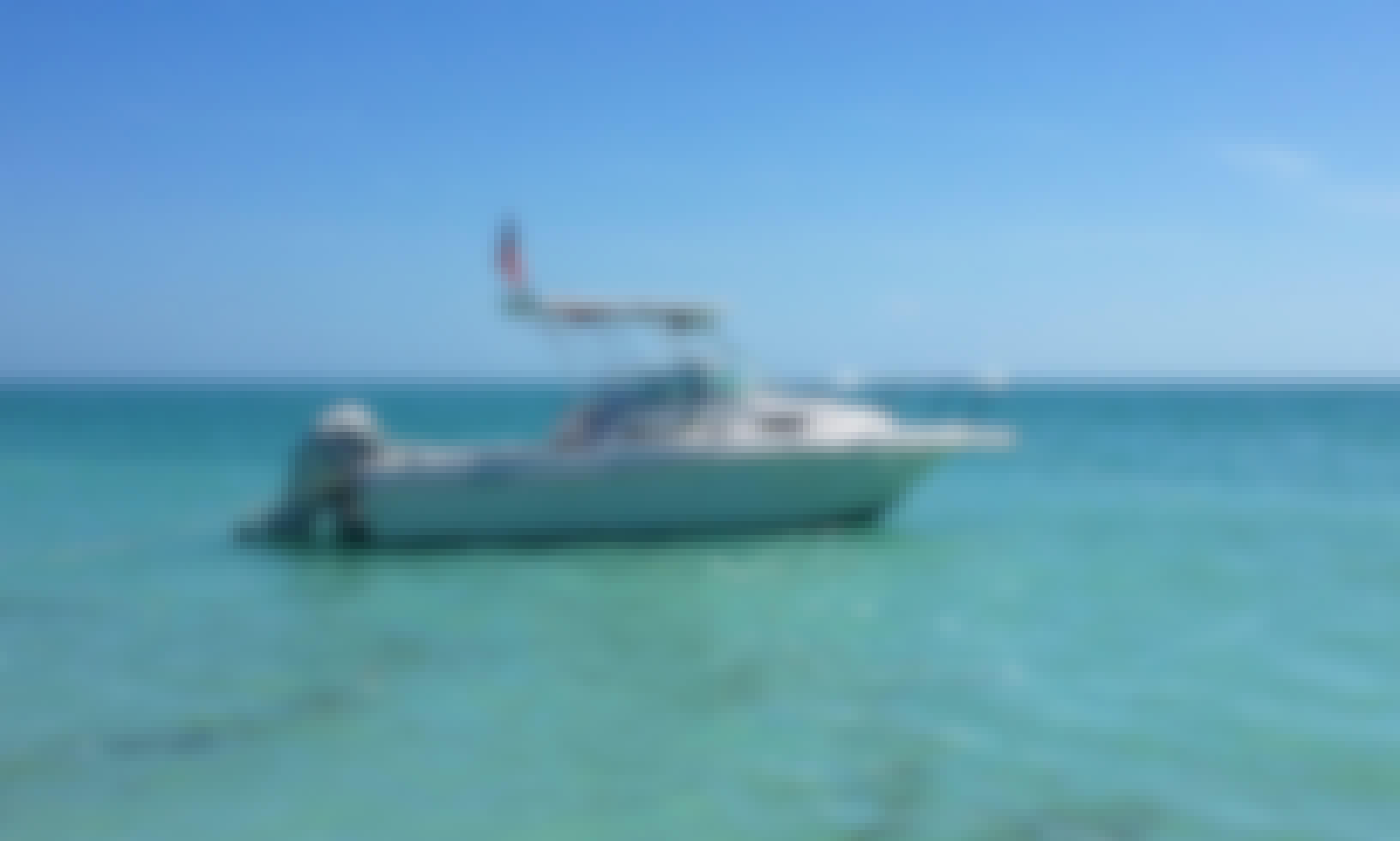 Enjoy Cape Coral, Florida On 24' Wellcraft Cuddy Cabin