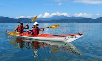 Half Day Kayak Rental in Paraty, Brazil