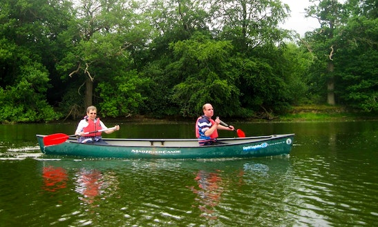 Canoeing Guided Tours In Beaulieu