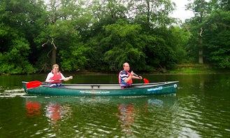 Canoeing Guided Tours in Beaulieu