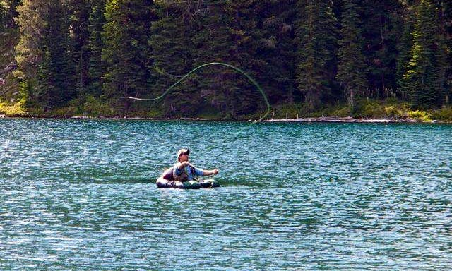 Lakes & River Fly Fishing Charter in Challis