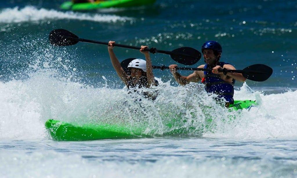Ocean Scrambler Double Kayak Rental Tours In San Diego