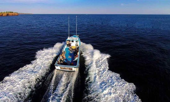 'chaisson A Dream' Lobster Fishing & Music Tour In Souris