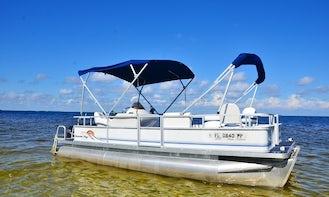 21' Private Trip Boat In Saint James City