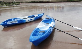 Kayak Rental In Exeter