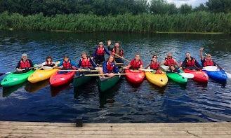 Canoe Rental In Exeter