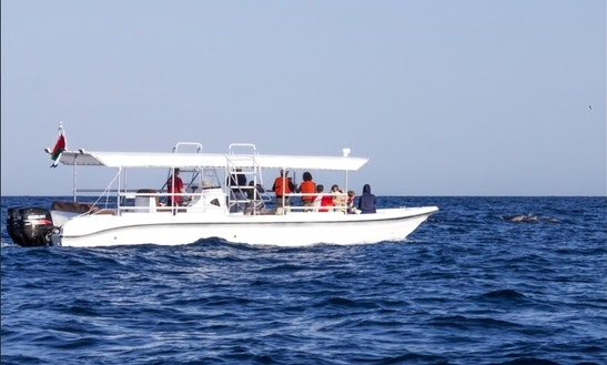 Dolphin Watch & Snorkeling Trips In Muscat