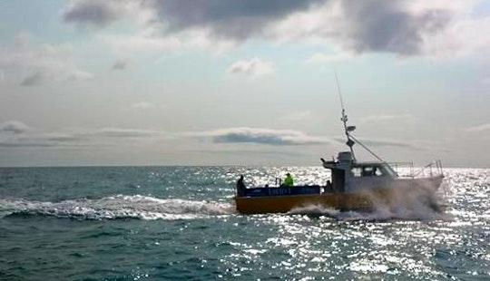 35' Head Boat