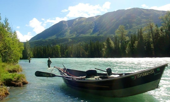 Guided Angling Adventures In Cooper Landing, Alaska