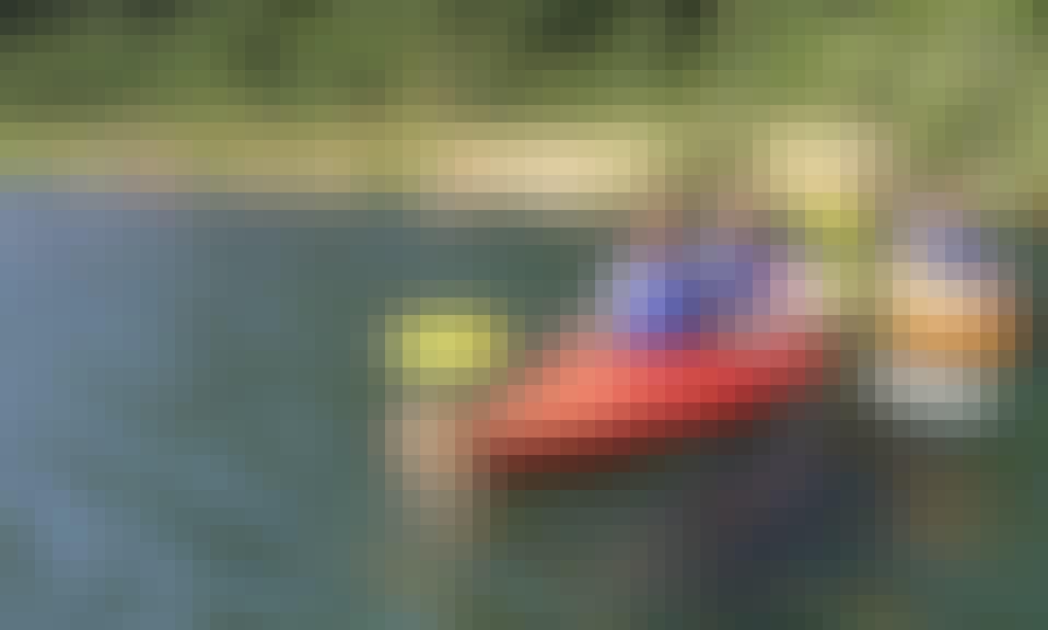 Double Malibu Kayak Rental and Tours in Eureka