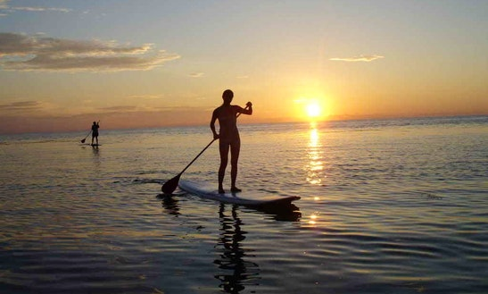 Stand Up Paddleboard Rental In Eureka