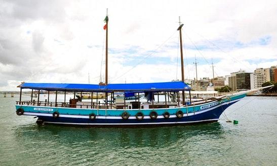Passenger Boat Rental In Salvador