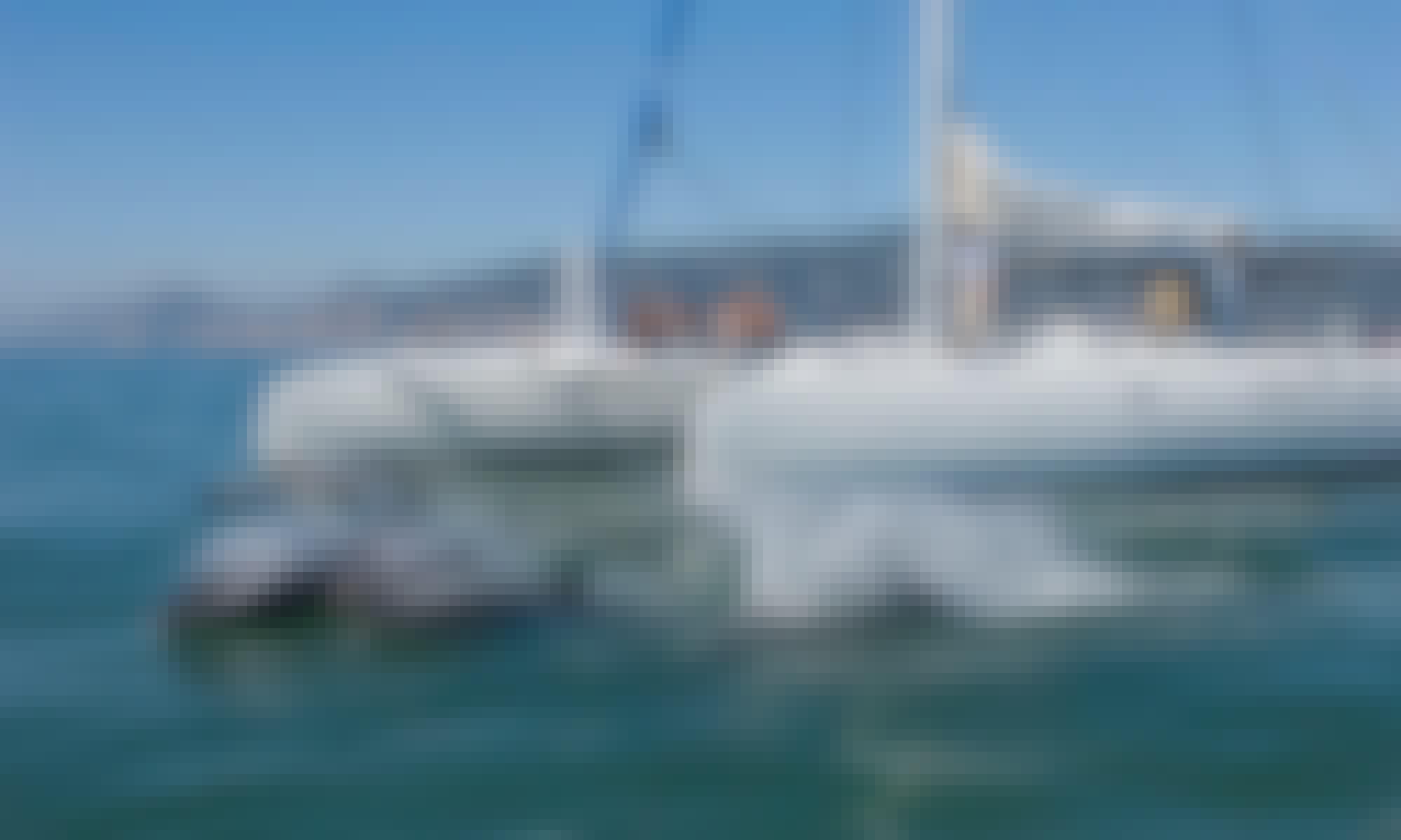 Sailing Catamaran Eco-Tours 'Esperança' in Portugal
