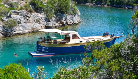 Experience The Adriatic Riviera At Its Best On This Beautiful Boat From Split, Croatia