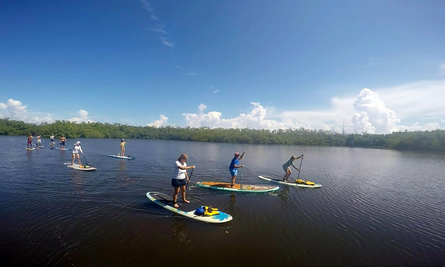 SUP Rental, Private Tours and Lessons in Vero Beach
