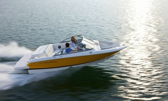 19' Regal Bowrider Rental In Muskoka Lakes