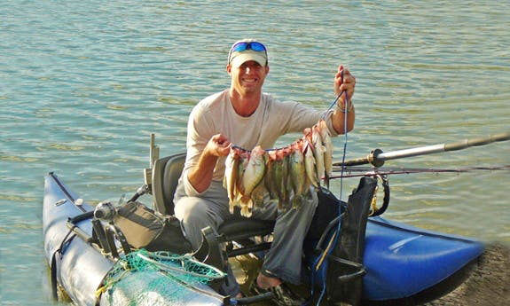 Fishing Guide Service In Oklahoma