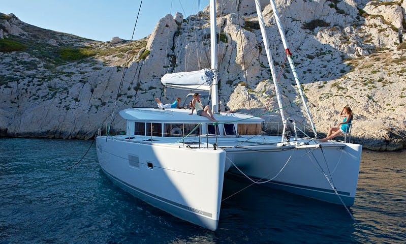 Lagoon 400 Cruising Catamaran Rental & Charter in Zagreb, Croatia