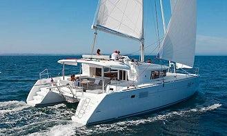 46' Cruising Catamaran Lagoon 450 Rental & Charter in Zagreb, Croatia