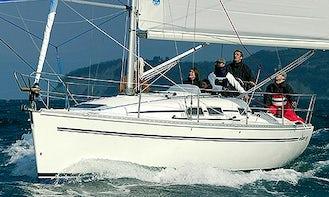34' Elan 333 Cruising Monohull Rental & Charter in Zagreb, Croatia