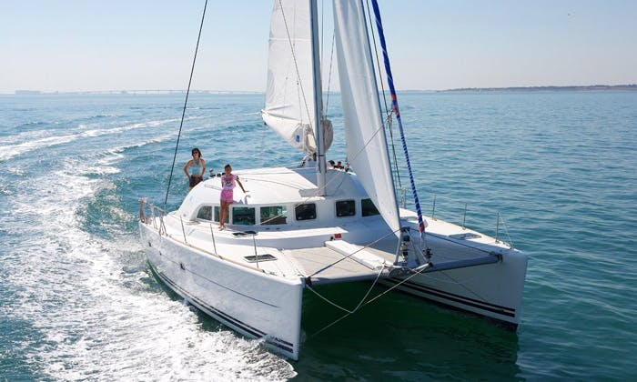 Lagoon 380 S2 Cruising Catamaran Rental & Charter in Zagreb, Croatia